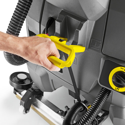 Robust and durable control elements