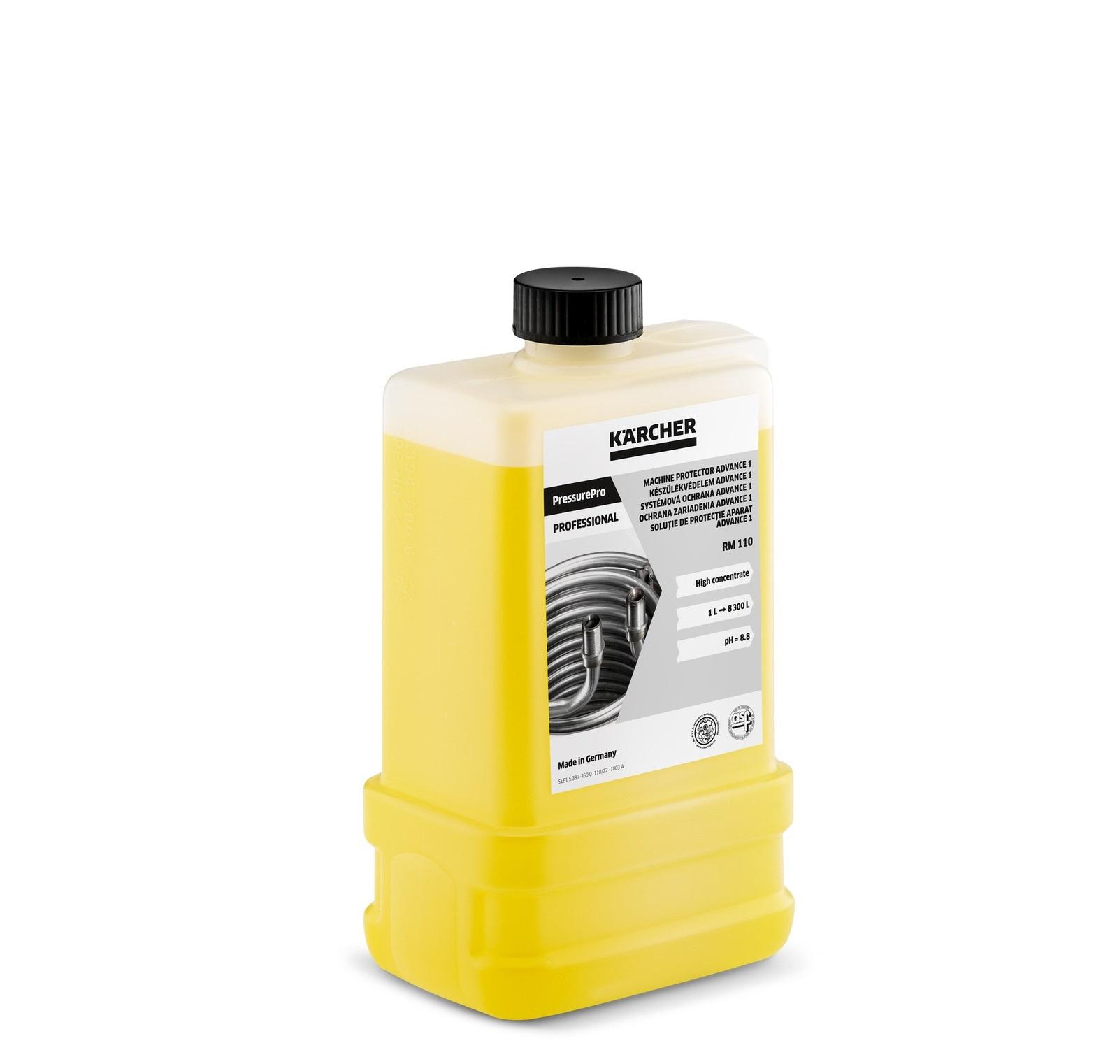 Professional detergents