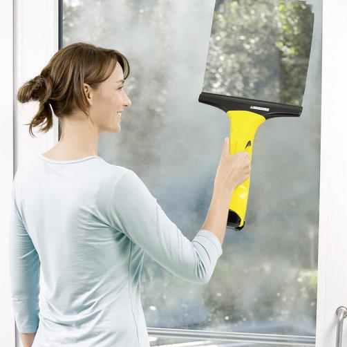Մաքրում ՝ առանց բծերի և ջրի կաթիլների