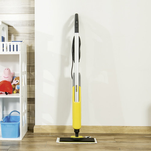 Slimline product design and floor head with swivel joint